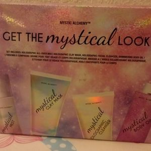 Mystic Alchemy get the mystical look gift set